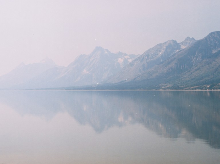 A Mirror Of Mountains, Grand Teton National Park