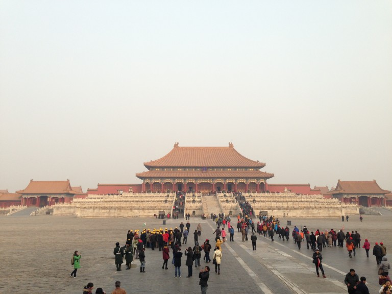 The Forbidden City was once home to thousands of concubines, there to, ahem, serve the Chinese Emperors and ensure an heir.
