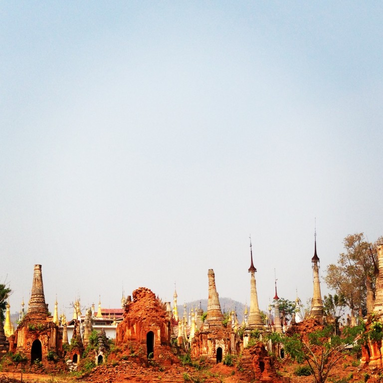 Bagan temples galore