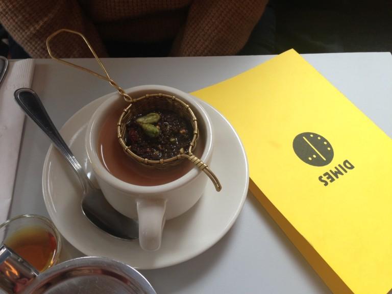 Bellocq Tea Atelier's Afghani Chai